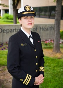 US Public Health Service Officer