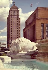 Niagara Square, Buffalo, NY